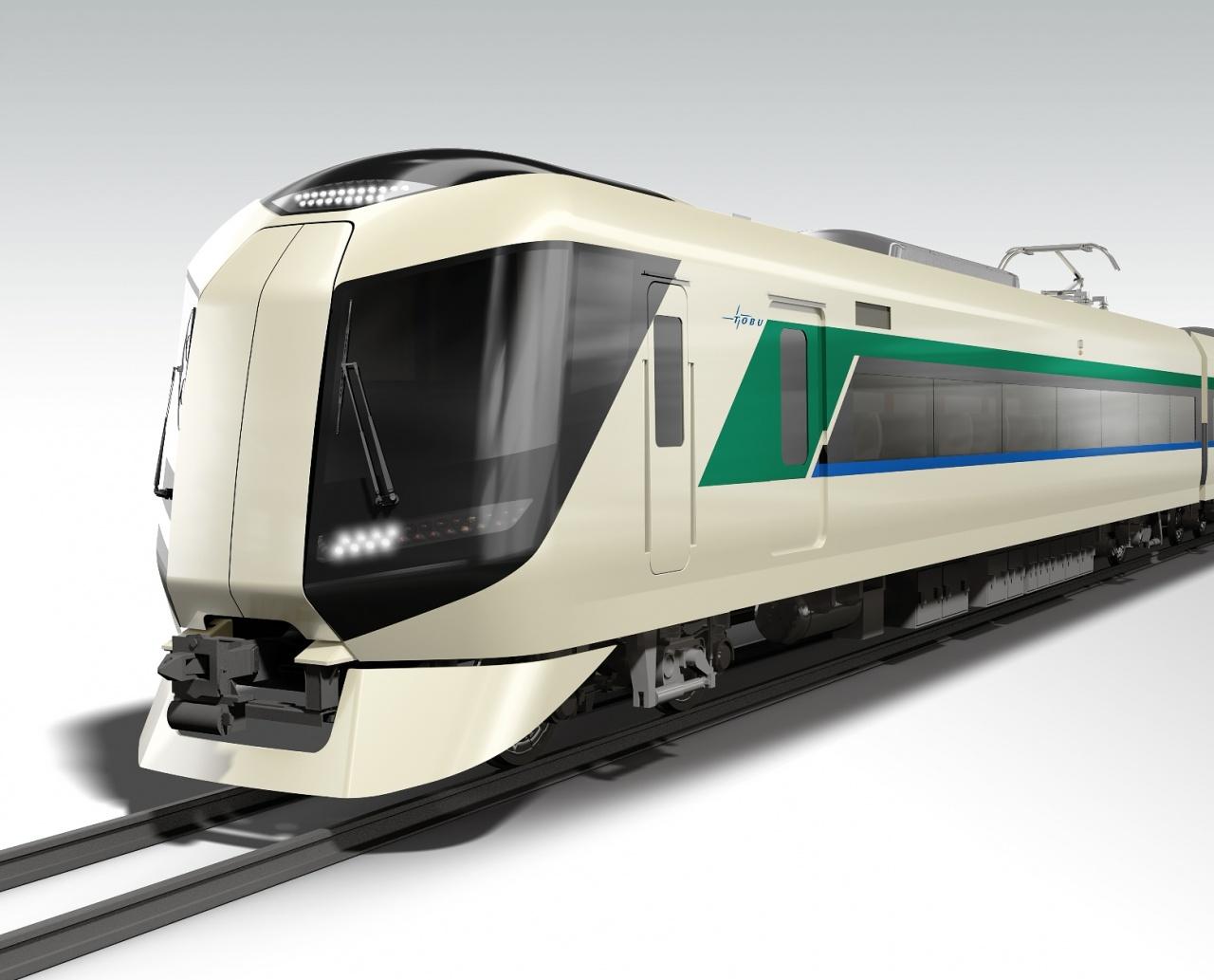 東武鉄道、新型特急車両「500系」デビューへ
