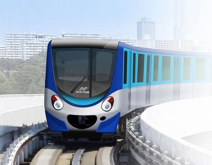 大阪市交通局、南港ポートタウン線にニュートラム新型車両「200系」を導入へ