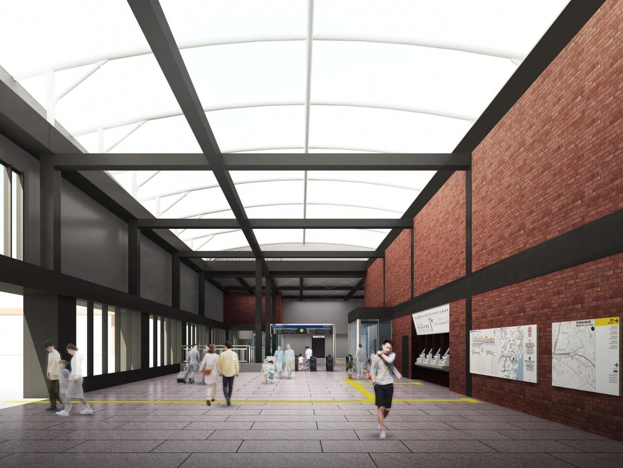相鉄・JR直通線、新駅名称は「羽沢横浜国大」駅に