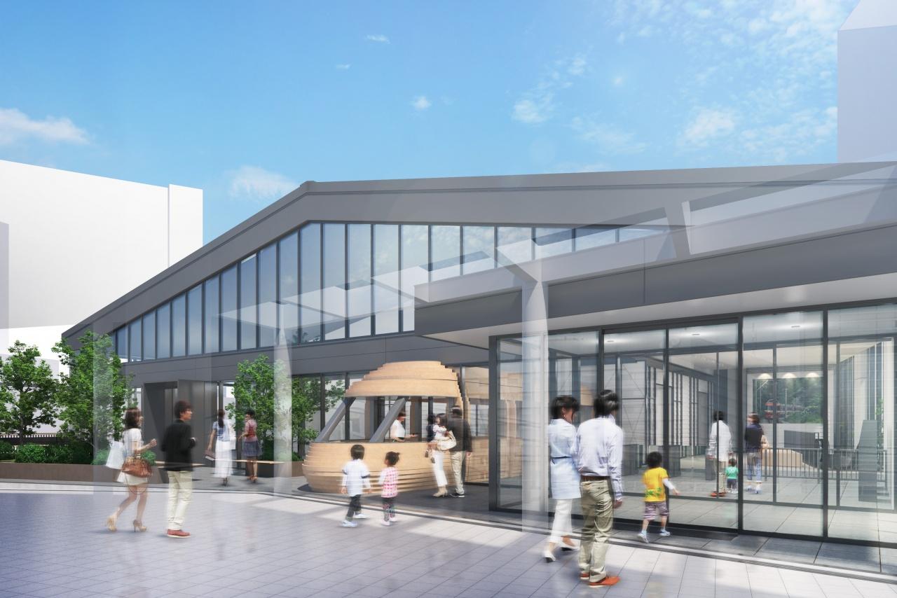 小田急電鉄「ロマンスカーミュージアム」を開業へ 海老名駅隣接地に
