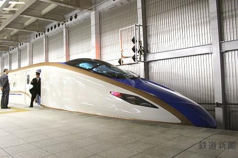 北陸新幹線 E7系 車両 2