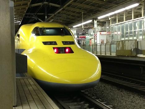 黄色い新幹線4