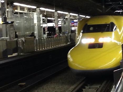 黄色い新幹線5