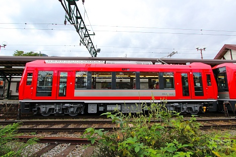 箱根登山鉄道 3000形 アレグラ ブログ