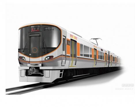 大阪環状線 新車 323系
