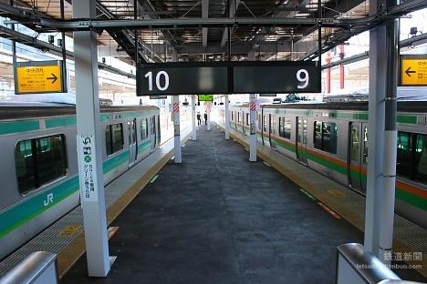 常磐線 品川駅