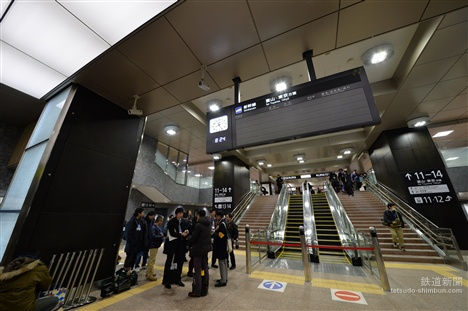 北陸新幹線 試乗会 ブログ