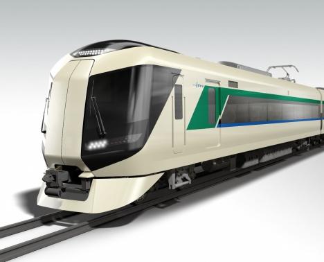 東武鉄道 500系 特急車両
