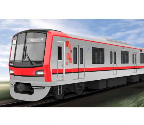 東武 直通用 新型車両 70000系