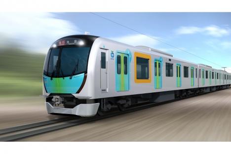西武鉄道 40000系 外観 デザイン