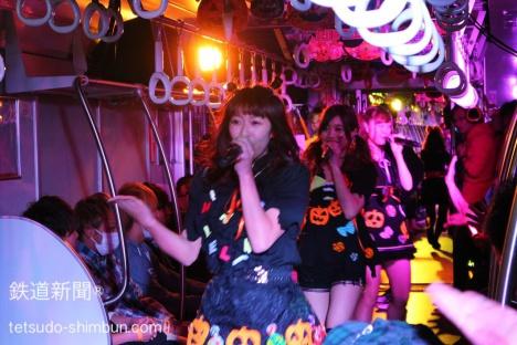 西武 アイドルトレイン LinQ 1