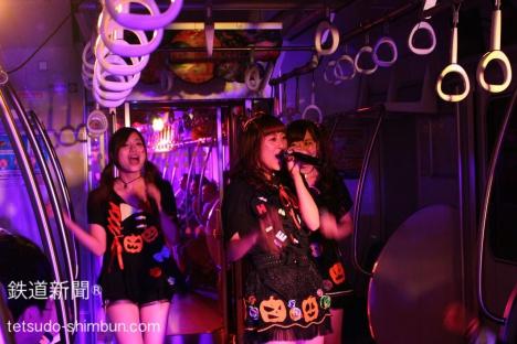 西武 アイドルトレイン LinQ 4
