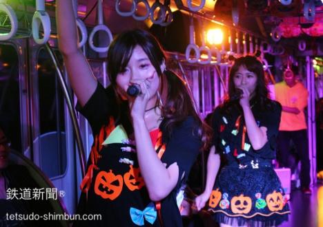 西武 アイドルトレイン LinQ 6