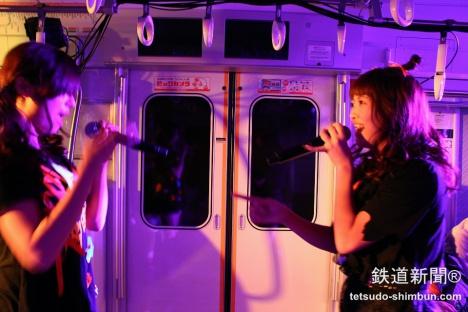 西武 アイドルトレイン LinQ 3