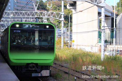 E235系 横須賀駅 2