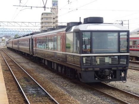 「伊豆・箱根ものがたり」に使用される客車(イメージ)