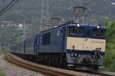 牽引機関車「EF64」(イメージ)