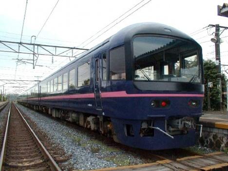 485系お座敷電車「華」による「お座敷プラレール号」(イメージ)