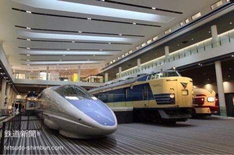 京都鉄道博物館 内覧会