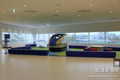 京都鉄道博物館「キッズパーク」