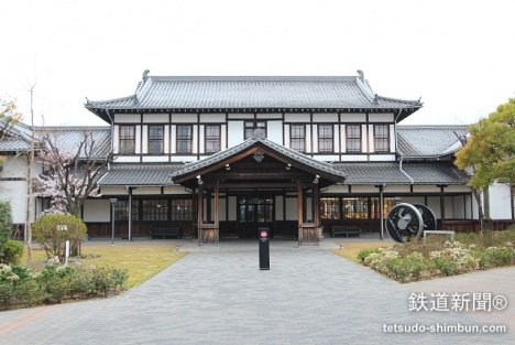 京都鉄道博物館「旧二条駅舎」