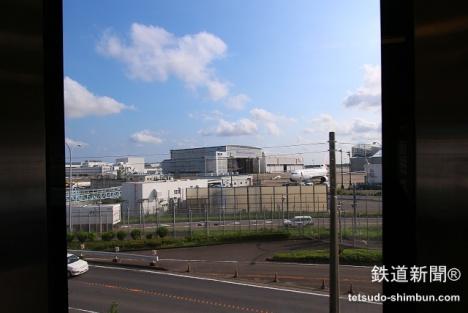 芝山鉄道 成田空港