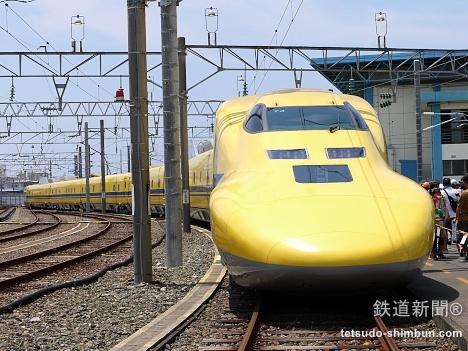 黄色い新幹線1