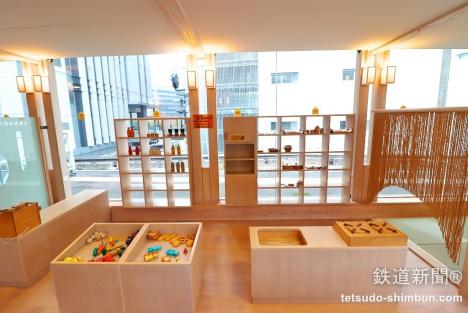 博多駅 おもちゃのチャチャチャ。ちゃちゃくらぶ 遊具