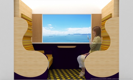 JR西日本 長距離列車 グリーン車
