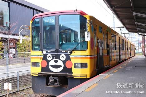 熊本電鉄 01系