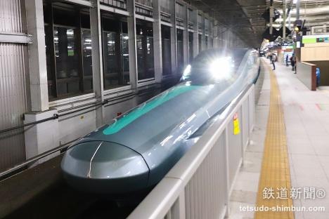 新幹線試験車両「ALFA-X アルファエックス」本線試運転がスタート