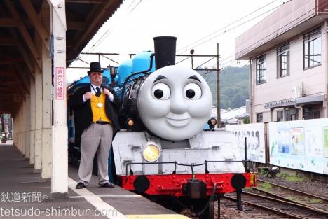 大井川鐵道2019年「きかんしゃトーマス・ジェームス号」に乗ってみた
