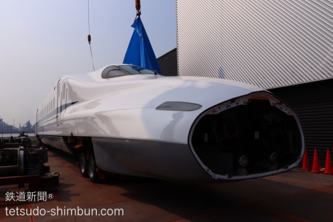 N700系量産先行試作車