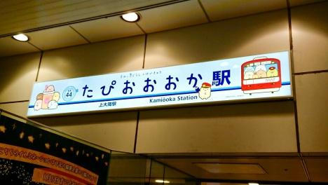 たぴおおおか駅!?