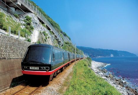 伊豆急行「リゾート21・黒船電車」