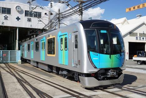 西武鉄道「40000系」(2016年度製作導入編成)
