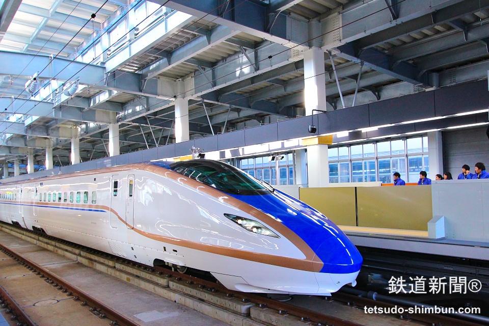 東北・北陸新幹線、仙台~金沢間の直通新幹線を運行へ 旅行商品向け ...