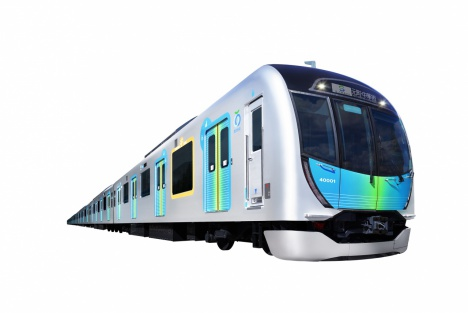 「S-TRAIN」に使用される西武鉄道「40000系」
