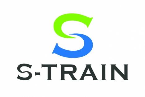 「S-TRAIN」ロゴマーク