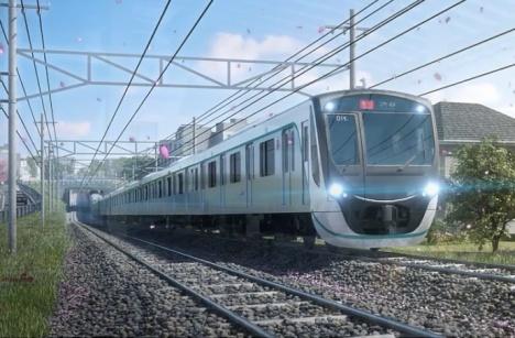田園都市線の新車「2020系」