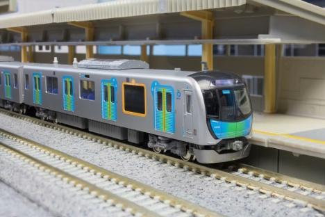 西武鉄道、オリジナル40000系Nゲージセットを発売 KATOとコラボ