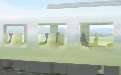 西武鉄道新型特急の外観イメージ2