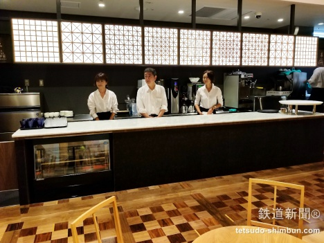 「THE ROYAL CAFE YOKOHAMA ザ・ロイヤルカフェ横浜」3