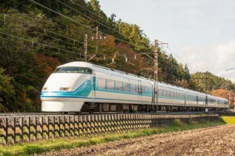 「日光夜行号」に使用するスペーシアのイメージ(東武鉄道ニュースリリースより)