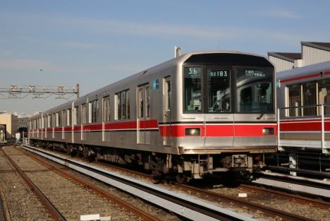 丸ノ内線02系