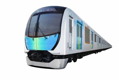 新型通勤車両「40000系」拝島ライナー