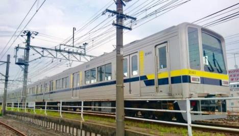 東武20000系車両リニューアル後イメージ(東武鉄道ニュースリリースより)