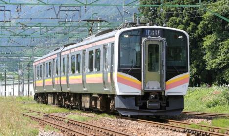 (参考)sustina S23 シリーズでの納入車両(JR 東日本向け E129 系)