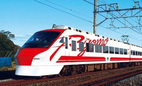 塗装変更時のイメージ(東武鉄道ニュースリリースより)