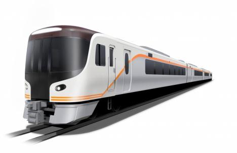 JR東海のハイブリッド方式次期特急車両 エクステリアデザイン